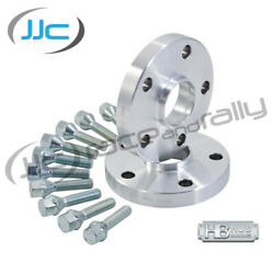 Hub Centric (Hubcentric) Vauxhall Alloy Wheel Spacer Kit With Extended Bolts