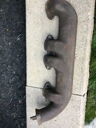 1955-1957 Ford Thunderbird Exhaust Manifolds Larger Style