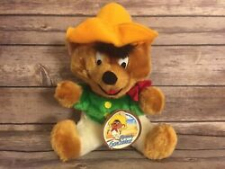 24k Special Effects 1993 Speedy Gonzales Plush Looney Tunes Warner Brothers