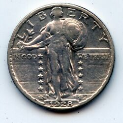 1928-s Standing Liberty Quarter See Promo