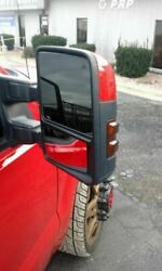 Driver Front Door Electric Window Fits 08-12 FORD F250SD PICKUP 364556