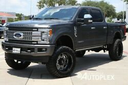 2019 Ford F-350  F250 Lift Kit American Force WHeels Full Throttle Autoplex Customs
