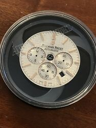 Audemars Piguet Royal Oak Chrono Rose Gold White Dial For 26320or.oo.1220or.02