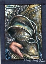 Game Of Thrones 2015 Sketch Card By Mick And Matt Glebe