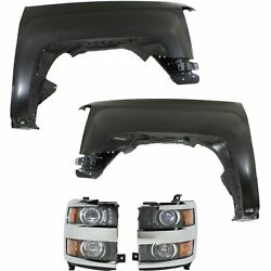 New Auto Body Repair Kit Driver & Passenger Side for Chevy LH RH Chevrolet 15-18