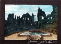 Game Of Thrones 2017 Sketch Card By Mick And Matt Glebe 4