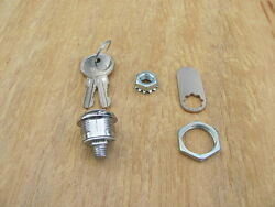 Gas Pump Door Locks For Bennett And Other Gas Pumps---made In Usa-free Shipping