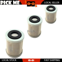 3 Pcs Motorcycle Oil Filter For Yamahaandnbspwr426 F 2001 2002