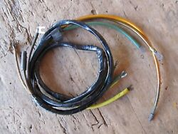 Nos Oem Ford 50and039s Car Truck Wiring Harness Generator To Voltage Regulator