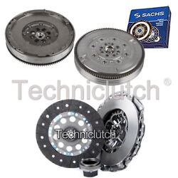 ECOCLUTCH 3 PART CLUTCH KIT AND SACHS DMF FOR BMW 3 SERIES BERLINA 320D