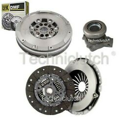 2 Part Clutch Kit And Luk Dmf With Csc For Opel Vectra C Berlina 2.2 16v
