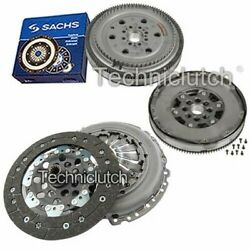 Clutch And Sachs Dmf With Csc For Vauxhall Tigra Twintop Convertible 1.3 Cdti
