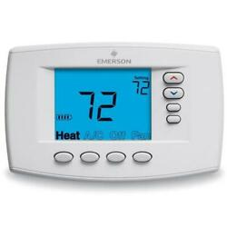 Emerson Electric Easy-Reader 7 Day Programmable Digital Thermostat #1F95EZ-0671
