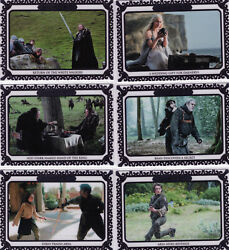 Game Of Thrones Inflexions - International 150-card Parallel Set Numbered To 50