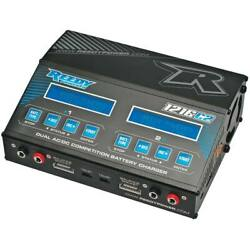 Team Associated 27200 Reedy 1216-C2 Dual ACDC Balance Charger 27200