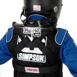 Simpson Hybrid Pro Lite Head And Neck Restraint - Fia 8858-2010 Approved