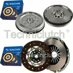 Sachs 2 Part Clutch Kit And Sachs Dmf For Audi A3 Convertible 2.0 Tfsi