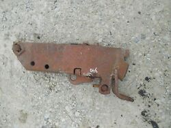 Farmall 340 Rc Tractor Ihc Ih 2pt Hitch Bottom Pocket W/ Knuckle / Bolt And Pin