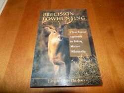 Precision Bowhunting Bow Hunter Whitetails Whitetail Deer Hunting Hunts Book
