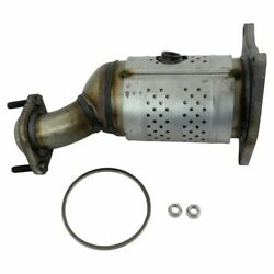 Rear Catalytic Converter Assembly With Hardware And Gasket For Ford Lincoln New