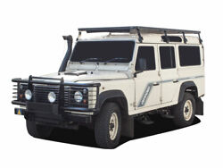 Slimline Ii Roof Rack Kit / Tall Compatible With Land Rover Defender 110 198...