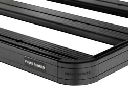 Slimline Ii 1/2 Roof Rack Kit / Tall Compatible With Land Rover Defender 110/...