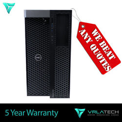 Build Your Own Dell T7920 Workstation Silver 4114 10 Core 2.20 Ghz Win10 Pro