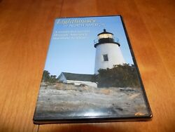 Lighthouses Of North America California To Maine Lighthouse Dvd Sealed New