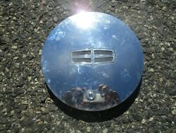 One factory 1996 1997 Lincoln Continental chrome wheel center cap hubcap