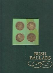 Stamps Australia 2013 Bush Ballads Limited Edition Medal Stamp And Cover Folder
