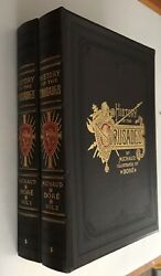 Easton Press History Of The Crusades Dore Illustrations Deluxe Limited 2 Volumes