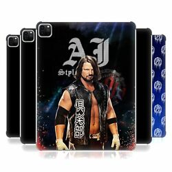 OFFICIAL WWE 2017 AJ STYLES CASE FOR APPLE iPAD