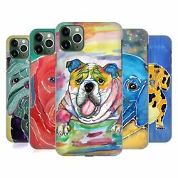 Official Lauren Moss Dogs Back Case For Apple Iphone Phones