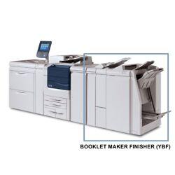 Booklet Maker Finisher For The Xerox Color 550 560 C60 C70, Ybf