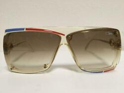 Cazal 859 vintage Mens sunglasses Made in West Germany Used rare item K491