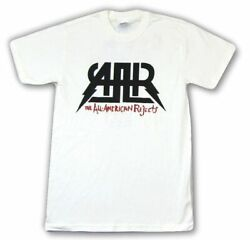 All American Rejects Strange Crew Canada Tour 2006 White T Shirt New Official