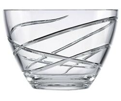Lenox Adorn Crystal Bowl New In The Box 8 Inch Made And Czech Republic