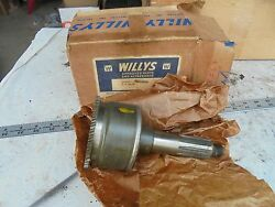 Jeep Willys Nos Cj Wagon Jeepster Overdrive Input Main Shaft 648563