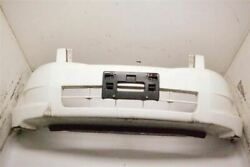 White Front Bumper Sedan 2.4L 000 71172TA0A00 Fits 08 09 10 Honda Accord OEM