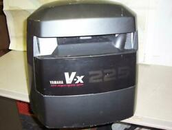 Boatersandrsquo Resale Shop Of Tx 1207 0601.21 Yamaha V-x 225 Hp Outboard Motor Cowling