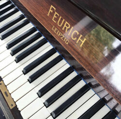 Outstanding Restored FEURICH Upright Piano High Quality German Can Deliver