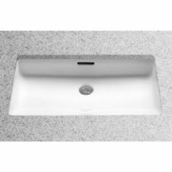 Toto Lt191g Colonial White Undercounter Lavatory With Sanagloss