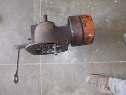 Allis Chalmers C Tractor Ac Power Take Assembly Pto + Belt Pulley Drive Pulley