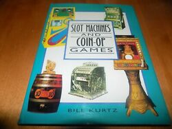 Slot Machines And Coin-op Games Collector's Guide Coin Game Slots Machine Book