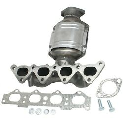 New Catalytic Converter Withexhaust Manifold For 04-09 Spectra 10-11 Soul