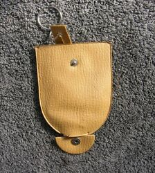 Prym Bag Vintage Clock Pouch Can Used As Car Key Ring Chain Classic Accessory