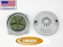 Luraco Magnetic Jet Head/pedicure Spa Massage Chair/ Disposable Liner