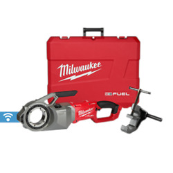 Milwaukee M18 Fuelandtrade Pipe Threader - With One-keyandtrade Technology - To...