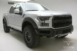 2019 Ford F-150  2019 Navigation Sunroof Heated Leather Bluetooth V6 Ecoboost Vernon Auto Group