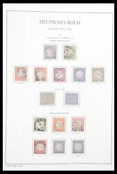 Lot 30613 Collection Stamps Of German Reich 1872-1945.